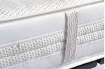 Moderne Matratze im Bettenfachgeschäft