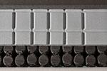 Abstandsgewirke einer GELTEX Matratze